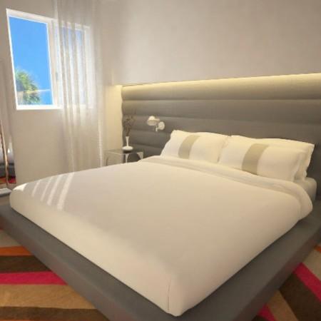 Edgewater Bedroom - Miami