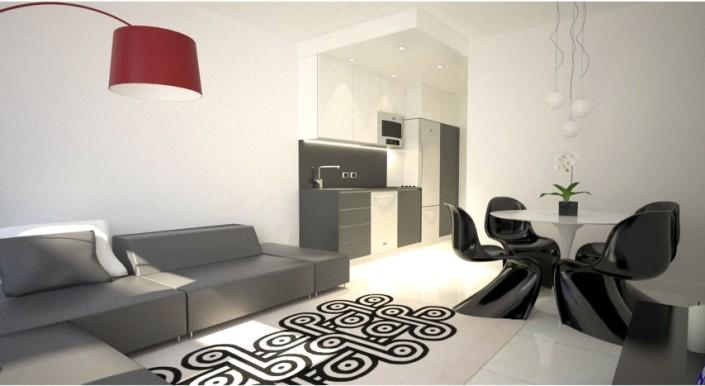 Erika Living room - Miami