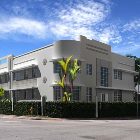 Morrison Exterior - Miami