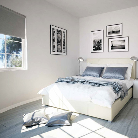 Morrion Bedroom - Miami