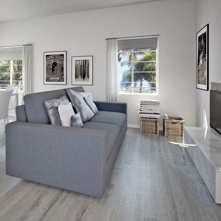Morrison Living room - Miami