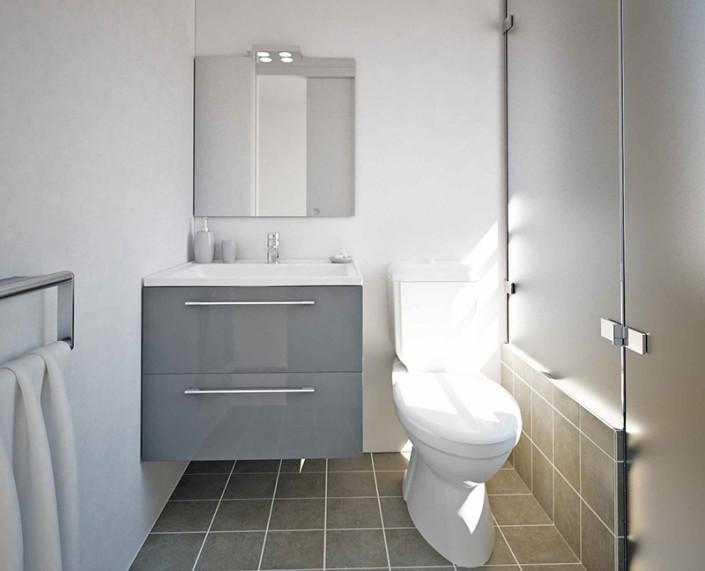 Morrison Bathroom - Miami